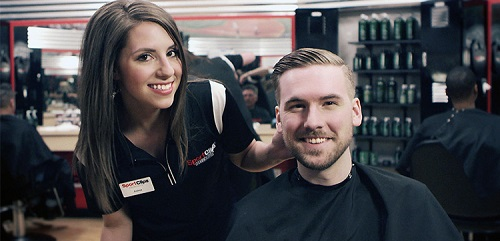 Sport Clips Haircuts of Baton Rouge- College Drive​ stylist hair cut